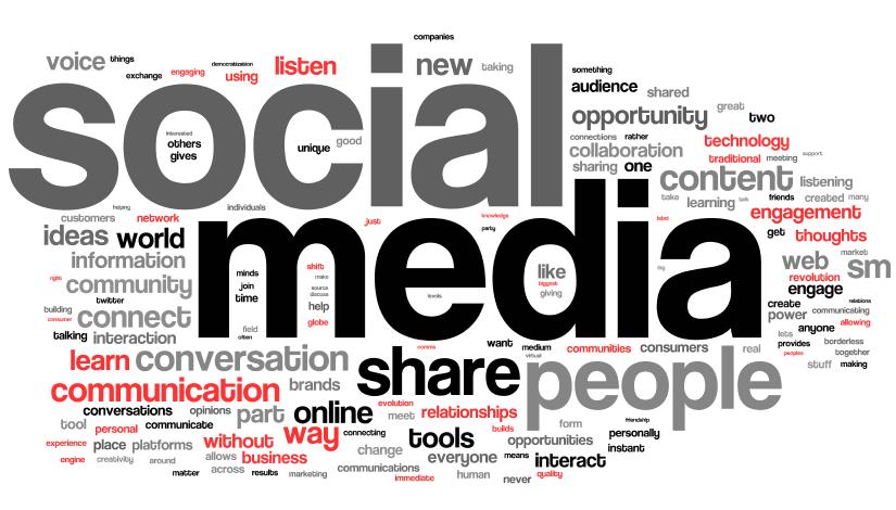 ประโยชน์ของ Social Media และการตลาดออนไลน์